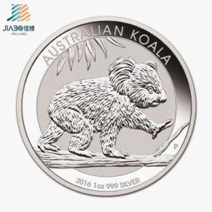 2017 Jiabo New Silver Round 3D Customize Austrilia Coins pictures & photos