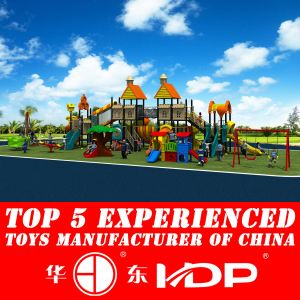 2017 Newest Huge Kids Outdoor Play Structure Equipment (HD14-084A) pictures & photos