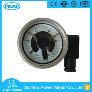 2.5′′ 63mm All Stainless Steel Wika Electric Contact Pressure Gauge pictures & photos
