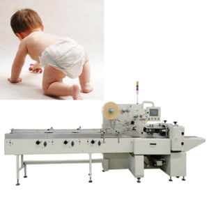 Baby Diaper Machine for Disposable Baby Diapers Packing Machine pictures & photos