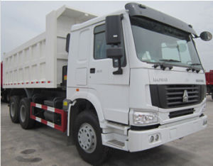 Cheap Left Hand Drive 17m3 Sino Truk Dump Truck 6X4 Zz3257n3647A for Sale