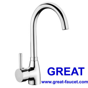 Hot Selling Economic Kitchen Tap Kitchen Faucet pictures & photos