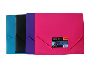 File Folder with Elastic Bands (DP00269) pictures & photos