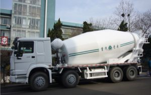 Sinotruk HOWO 16cbm Concrete Mixer Truck pictures & photos
