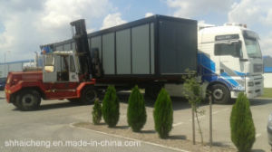 CE and ISO Certification Portable Mobile Container Prefabricated Toilet (shs-mh-sanitory018) pictures & photos