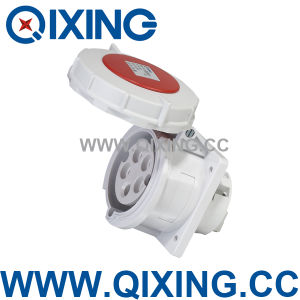 IP67 Industrial Attachment Socket 16A, 32A, 63A, 125A pictures & photos