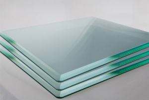 5mm 6mm 8mm Tempered Shelf Glass for Showeroom pictures & photos