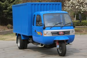 Waw Chinese Diesel Right Hand Drive Van for Sale pictures & photos
