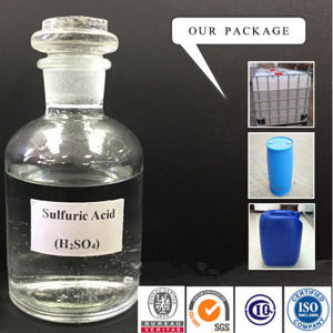 Reagent & Industry Uses Sulphuric Acid (Sulfuric acid) H2so4 98% pictures & photos