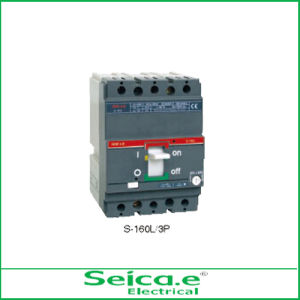 High Quality CE Approval S Series MCCB/3p