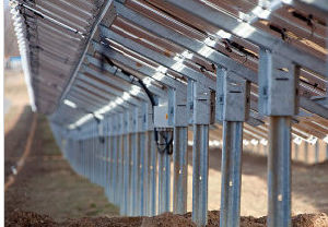 Large Ground Sigma Post Solar Bracket System pictures & photos