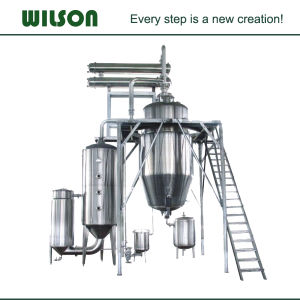 Stainless Steel Herb Extractor Concentrator Machine pictures & photos