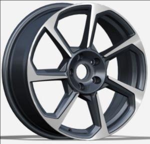 Aluminium Car Replica Alloy Wheel for Audi Toyota pictures & photos