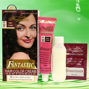 2015 Fantasty 4.66 No Pollution Hair Color Cream pictures & photos