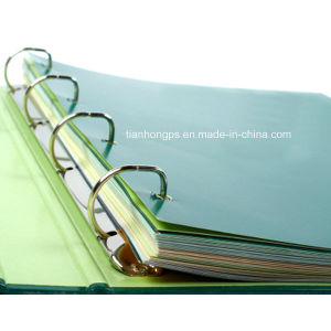 Metal-Ring Yo Binding Delicate Note Book Printing pictures & photos