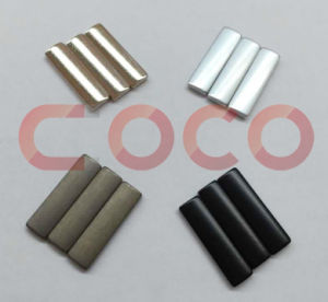 Arc Neodymium Magnet with Different Coating pictures & photos