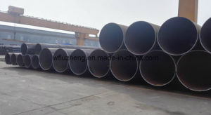 Black Steel Tube 1219mm, Black Steel Pipe 1422mm, LSAW Black Line Pipe Psl2 X42 X52 X60 X65 X70 pictures & photos