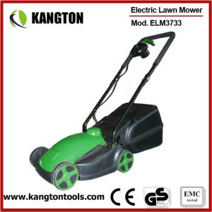 13inch 1200W Electric Lawn Mower Garden Tools pictures & photos