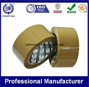 Acrylic BOPP/OPP Film Brown Packing Tape for Packaging pictures & photos