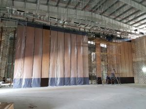 Multi-Purpose Hall Operable Partition Wall pictures & photos