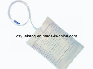 1500ml Economy Urinary Drainage Bag pictures & photos
