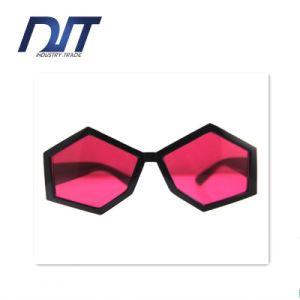 Regular Hexagonal Spectacles Ball Glasses Wholesale Multi-Color Optional Glasses