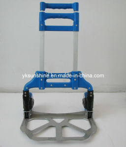 Folding Luggage Trolley Hand Cart (XY-441) pictures & photos