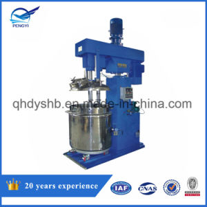 High and Low Speed Double Shaft Mixer, Paint Mixing Machine pictures & photos