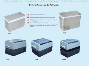 Drinking Cooler DC Motor Compressor Car Freezer pictures & photos
