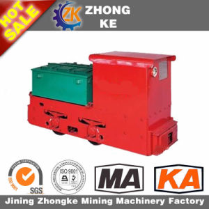 Mining Anti-Explosive Electrical Battery Locomotive Cty18/6g