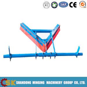 The V-Plow Polyurethane Cleaner for Belt Conveyor (JQK80-220)