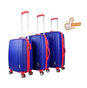 Fashion Travel Luggage Made of PP pictures & photos