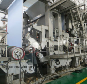 High Speed Automatic Crescent Facial Paper Machine pictures & photos