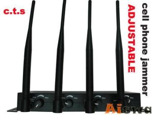 Adjustable Desktop Cell Phone Jammer Cts-Jxa