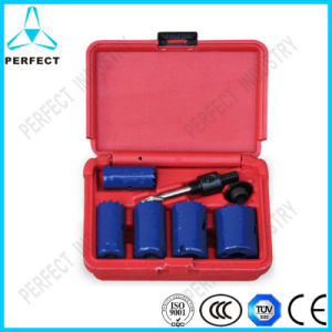 Professional Quality 7PCS Bi-Metal Hole Saw Sets pictures & photos