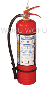 4kg ABC Dry Chemical Powder Fire Extinguisher pictures & photos