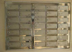 Apartment Locking Mailbox pictures & photos