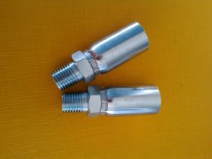 High Quality Stainless Steel Hydraulic Fittings pictures & photos