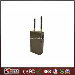 2 Band Portable GPS Jammer GPS L1 L2 Signal Blocker pictures & photos