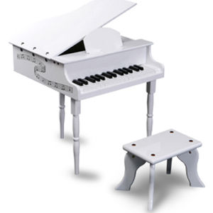30-Key Toy Piano (OP30WH-3)