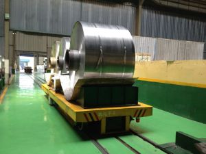 Steel Factory Apply Electric Steel Coil Transfer Cart pictures & photos