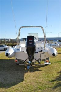 Yacht /Rigid Inflatable Boat (RIB680)