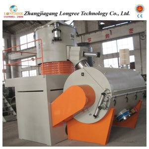 Plastic PVC Powder High Speed Mixer, Hot Mixer, PVC Powder High Speed Mixer, PVC Powder Turbo Mixer pictures & photos