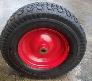650-8 PU Solid Wheel and Air Wheel pictures & photos