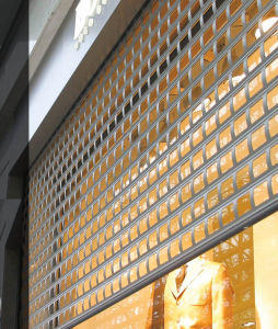 Aluminium Roller Grilles/Stainless Steel Roller Grille (TMRG001) pictures & photos