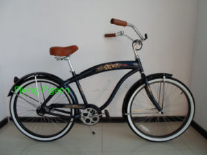 Bold Bar Man Beach Cruiser Bike (FP-BCB-C009) pictures & photos