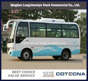 7 Meter 10-23 Seats Coaster Mini Bus (SL6600C3F) pictures & photos