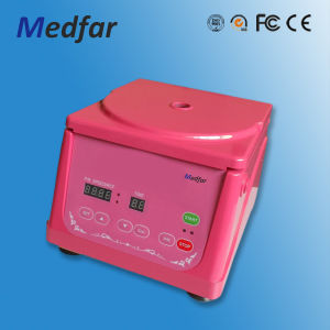 Medfar Multifunctional Portable Ppp Heated Centrifuge Mfl4-M pictures & photos