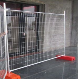 Mile Steel Wire, Wire Mesh, Temporary Fence pictures & photos