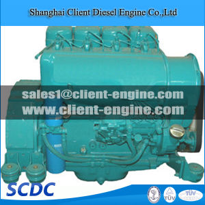 High Quality Air-Cooling Engine Deutz F4l912W Diesel Engines pictures & photos